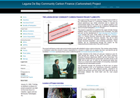 Laguna De Bay Community Carbon Finance (Carbonshed) Project