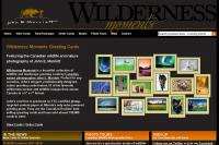 Wilderness Moments Wildlife and Nature Greeting Cards by John E. Marriott