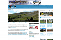 Banff National Park website