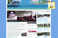 Jasper National Park website