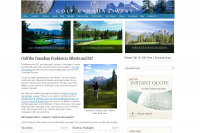 Golf Canada's West
