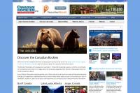 CanadianRockies.org Screenshot
