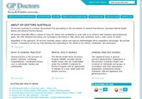 GP Doctors Australia