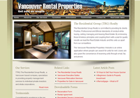 Vancouver Rental Properties
